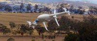 Google sfida Amazon sulle consegne con i droni