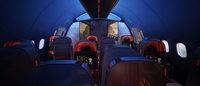 Nike 概念飞机-为运动员,也为每一个未来的旅客