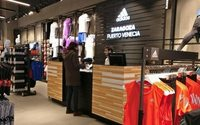 Adidas abre su primera tienda HomeCourt en Zaragoza