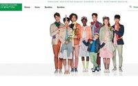 Benetton punta sull'e-commerce per rafforzarsi negli USA