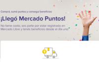 Mercado Libre  invierte 1000 millones de pesos y lanza en Argentina el programa Mercado Puntos