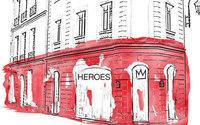 Heroes Heroes : un nouveau rendez-vous à Paris entre le salon et le pop-up