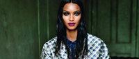 Modelo brasileira estrela campanha de verão da Topshop
