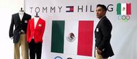 Tommy Hilfiger viste de gala a deportistas mexicanos