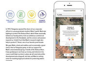 Patagonia launches digital portal for environmental activism