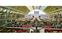 The London Textile Fair draws over 5,000 visitors
