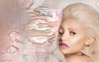 Dazed Beauty print launch features Kylie Jenner in tech-enabled cover image