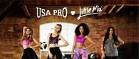 Little Mix teams up with USA Pro on sportswear collection