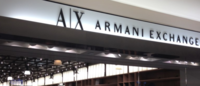 Armani Exchange estrena boutique en Chile