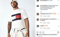 Lewis Hamilton puts his signature on new Tommy Hilfiger series