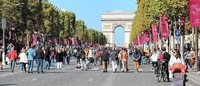 Paris's Champs-Elysees to shut once a month for pedestrians