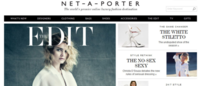 Net-a-Porter launches new magazine The Edit