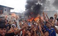 Tödlicher Aufstand in Bangladesch
