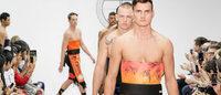 相撲に注目した若手デザイナー「アストリッド アンデルセン」ロンドンで新作発表