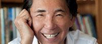 Kenzo Takada fait chevalier de la Légion d'honneur