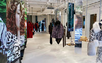 "Roberto Cavalli opens ""experiential laboratory"" in NYC"