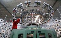Rebond de l'activité manufacturière en Chine, mais perspectives sombres