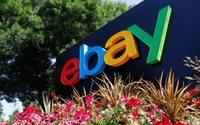 EBay holiday quarter revenue rises 3.1 percent