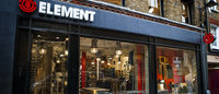 Element ha inaugurato il flagship di Londra
