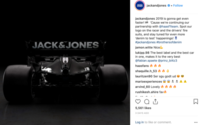 Jack & Jones renews Rich Energy Haas F1 deal after first year boosted brand