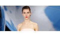 Ein neuer Look: Die Mode schwebt bei Dior