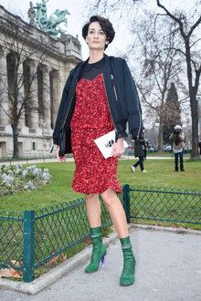 Street Fashion Paris N286