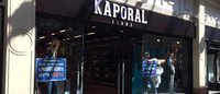 Kaporal launches into global e-commerce and opens a flagship store in Paris