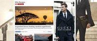Gucci s'allie à CNN pour assurer sa promotion
