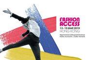 Новый сезон Fashion Access пройдет в Гонконге в марте 2019 года