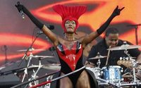 New film goes behind the curtains of Grace Jones' glamor