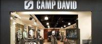 Camp David stattet SK Rapid Wien aus