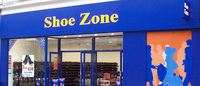Shoe Zone half year revenue drops as it continues to close stores