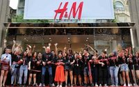 H&M makes bricks-and-mortar debut in Vietnam