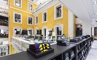 Rinascente eröffnet ein zweites Geschäftsgebäude in Rom
