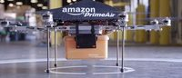 Amazon: India as a test case for drone delivery?