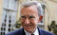 Christian Dior : la famille Arnault monte à 94 % du capital après son OPA