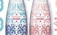 Evian retrouve Christian Lacroix pour le dixième anniversaire de l'édition limitée
