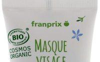 Franprix sort sa première ligne de cosmétiques bio