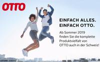 Otto kann in der Schweiz starten