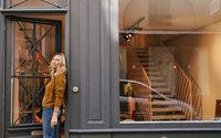 Alexandra Golovanoff transforme son showroom en boutique et y installe l'homme