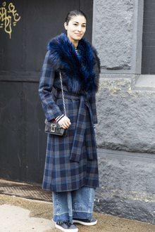 Street Fashion New York N289