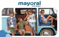 La firma de moda infantil Mayoral renueva su identidad visual y estrena logotipo