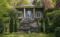 Karl Lagerfeld's former Hamburg villa on the block for €10 million