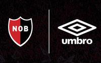 Umbro cierra un contrato de patrocinio con Newell's Old Boys