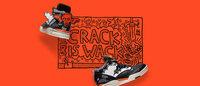 「Crack Is Wack(麻薬はくだらない)」がモチーフ、リーボック×キース・ヘリング新作発売