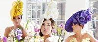 Hut-Designer Philip Treacy entwirft Kollektion für niederländische Orchideenzüchter