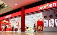 Worten investe 12 ME em renovações e abertura de 9 lojas em Portugal