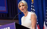 Présidentielle américaine : Ivanka Trump en profite pour faire de la pub pour sa marque