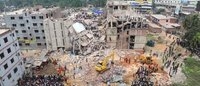 Noch keine Entschädigungen nach Fabrik-Katastrophen in Bangladesch