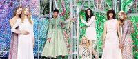 Raf Simons crea un jardín de las delicias para Dior